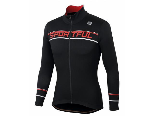 Sportful Giro LS Thermal Jersey Men black